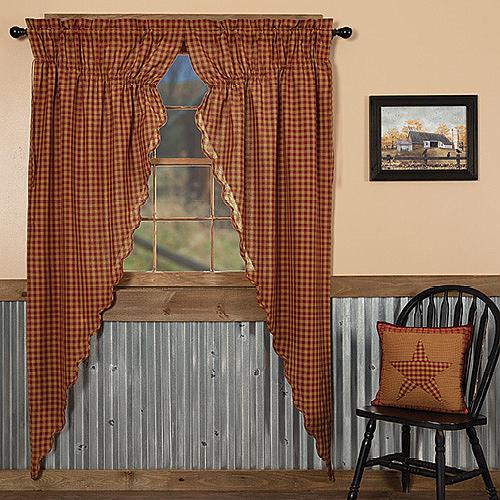 Prairie Swags & Curtains