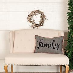 Anderson Family Pillow 14x22