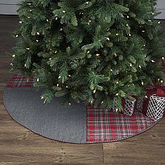 Anderson Patchwork Tree Skirt 55