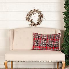 Anderson Season's Greetings Pillow 14x22