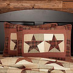 Abilene Star Standard Sham 21x27