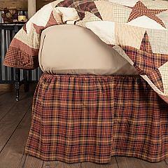 Abilene-Star-Twin-Bed-Skirt-39x76x16-image-2