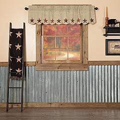 Abilene Star Valance 16x60