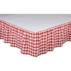 Annie-Buffalo-Red-Check-Queen-Bed-Skirt-60x80x16-image-2