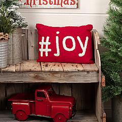 #Joy Pillow 14x18
