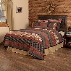 Beckham Luxury King Quilt 120Wx105L