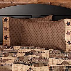 Bingham Star Standard Pillow Case Set of 2 21x30