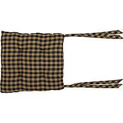 Black-Check-Chair-Pad-image-2