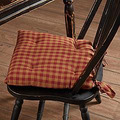 Burgundy-Check-Chair-Pad-image-1