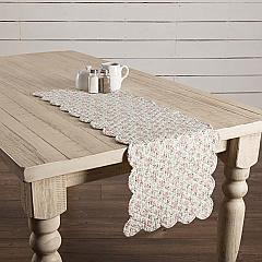 Carol Quilted Runner 13x36