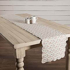 Carol Quilted Runner 13x90