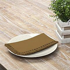 Cassidy Gold Napkin Set of 6 18x18