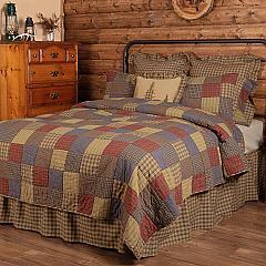 Cedar Ridge California King Quilt 130Wx115L