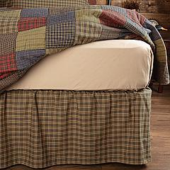 Cedar Ridge Twin Bed Skirt 39x76x16