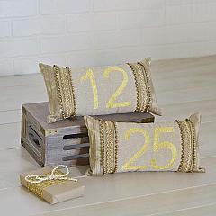 Celebrate Pillow Set of 2 7x13