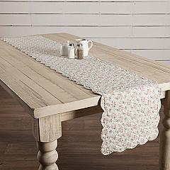 Carol Quilted Runner 13x72
