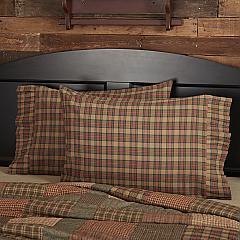 Crosswoods Standard Pillow Case Set of 2 21x30