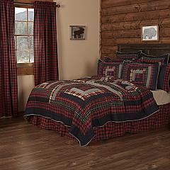 Cumberland California King Quilt 130Wx115L