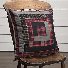 Cumberland Patchwork Pillow 18x18