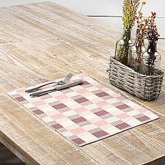 Daphne Ribbed Placemat Set of 6 12x18