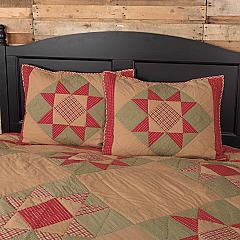 Dolly Star Standard Sham 21x27