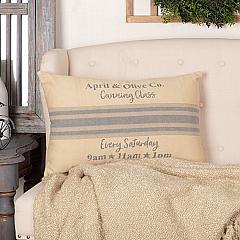 Farmer's Market Canning Pillow 14x22
