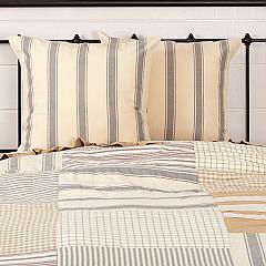 Grace Fabric Euro Sham 26x26