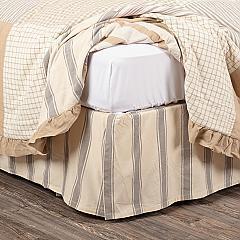 Grace King Bed Skirt 78x80x16