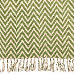Green-Chevron-Woven-Throw-60x50-image-4