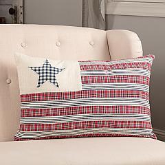 Hatteras Flag Pillow 14x22