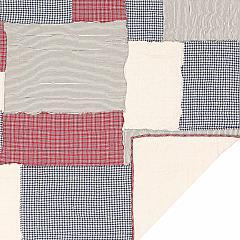 Hatteras Patch Queen Quilt 90Wx90L