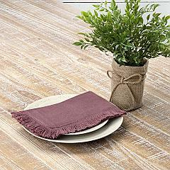 Haven Mauve Napkin Set of 6 18x18
