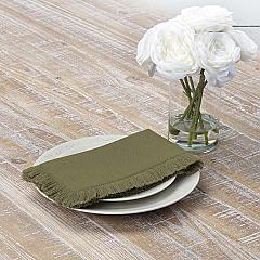 Haven Olive Napkin Set of 6 18x18