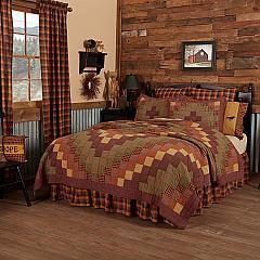 Heritage Farms California King Quilt 130Wx115L