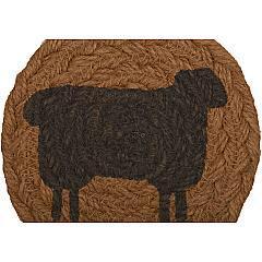 Heritage-Farms-Sheep-Jute-Coaster-Set-of-6-image-4
