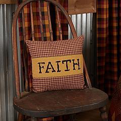 Heritage Farms Faith Pillow 12x12