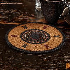 Heritage Farms Star Jute Trivet 8