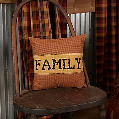 Heritage Farms Family Pillow 12x12