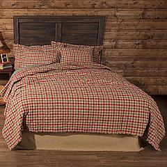 Jonathan Plaid Queen Quilt 90Wx90L