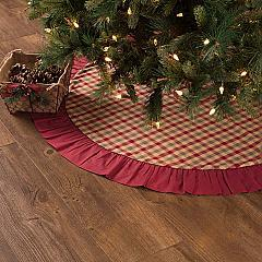 Jonathan Plaid Tree Skirt 48