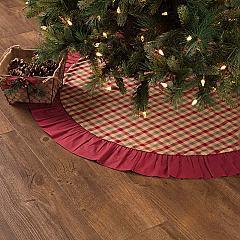 Jonathan Plaid Tree Skirt 48