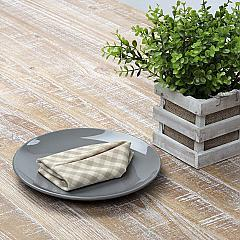 Katie Taupe Napkin Set of 6 18x18
