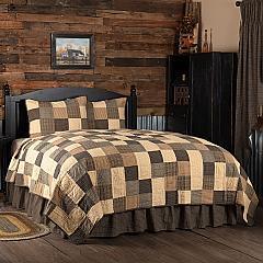Kettle Grove King Quilt Set; 1-Quilt 110Wx97L w/2 Shams 21x37