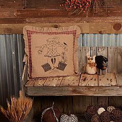 Landon Scarecrow Pillow 18x18