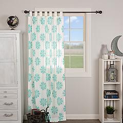 Mariposa Turquoise Panel 84x50