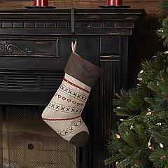Merry Little Christmas Stocking 11x15