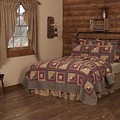 Millsboro King Quilt 110Wx97L