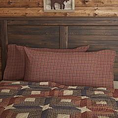 Parker King Pillow Case Set of 2 21x40