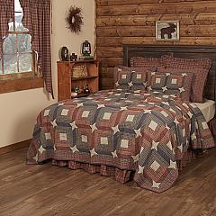 Parker Luxury King Quilt 120Wx105L