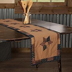 Patriotic Patch Runner 13x90